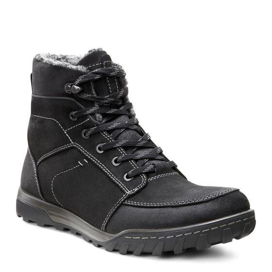 ECCO Mens Ontario Boot (BLACK/BLACK)