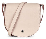 ECCO Kauai Small Saddle Bag (ROSE DUST)