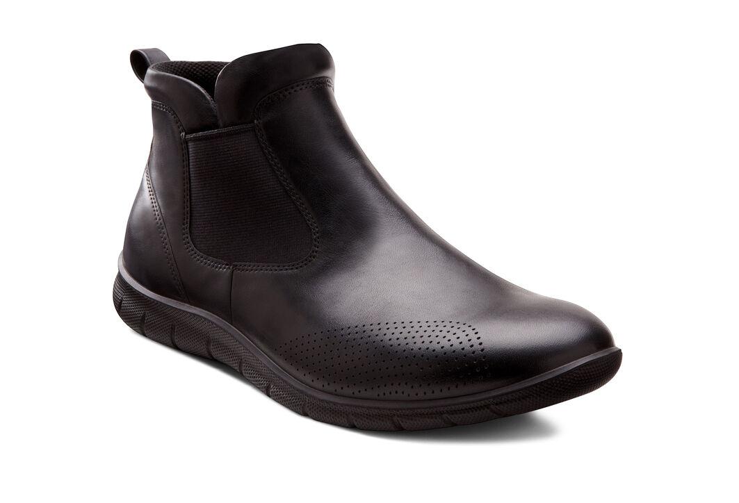 Womens Boots ecco black babett bootie mx6j20x6