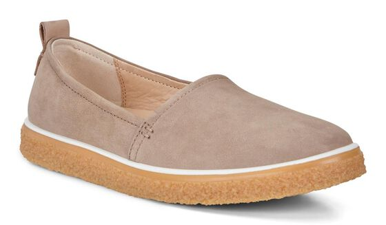 Slip On ECCO Crepetray pour femmes (NAVAJO BROWN)