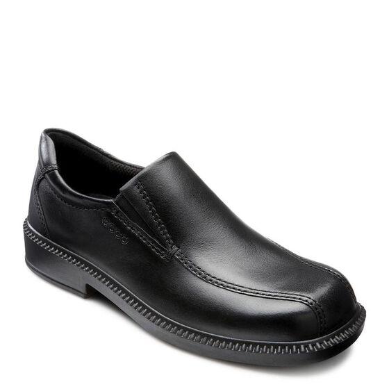 ECCO Junior Dublin Slip On (BLACK)