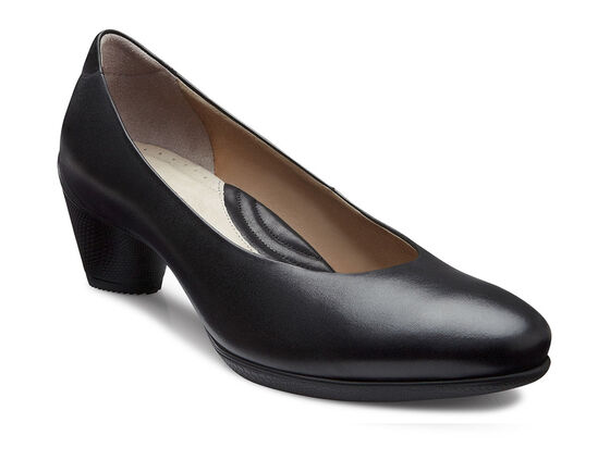 Escarpin ECCO Sculptured 45 (BLACK)
