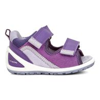 ECCO BIOM Lite Infants SandalECCO BIOM Lite Infants Sandal IMPERIA PURPLE/IMP.P/LIGHT PURPLE (50375)