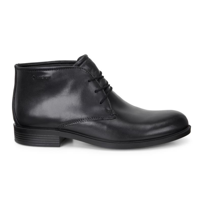 ... ECCO Harold GTX BootECCO Harold GTX Boot BLACK (11001) ...