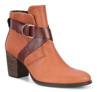 Bottine moyenne ECCO Shape 55 (COGNAC/MINK)