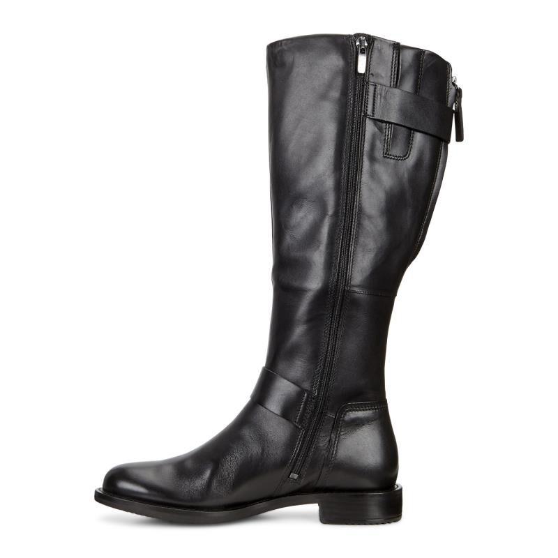 ... ECCO Shape 25 Tall BootECCO Shape 25 Tall Boot BLACK (01001) ...