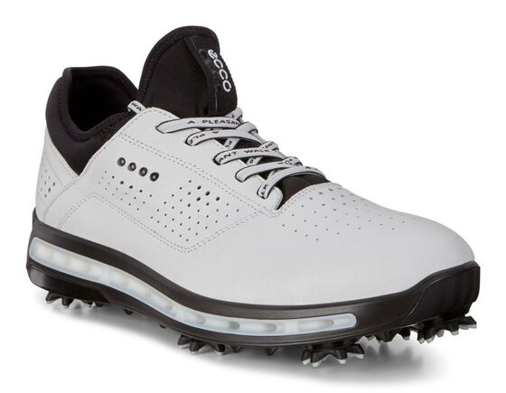 ECCO Golf Cool 18 GTX pour hommes (WHITE)