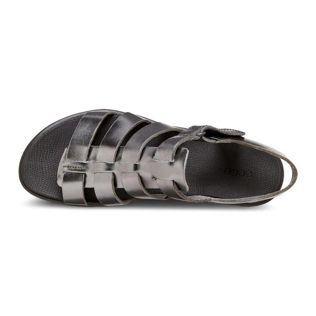 021f993572a4 ... ECCO Freja Ankle SandalECCO Freja Ankle Sandal DARK SHADOW (02602) ...