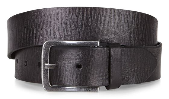 ECCO Edward Casual Belt (BLACK)