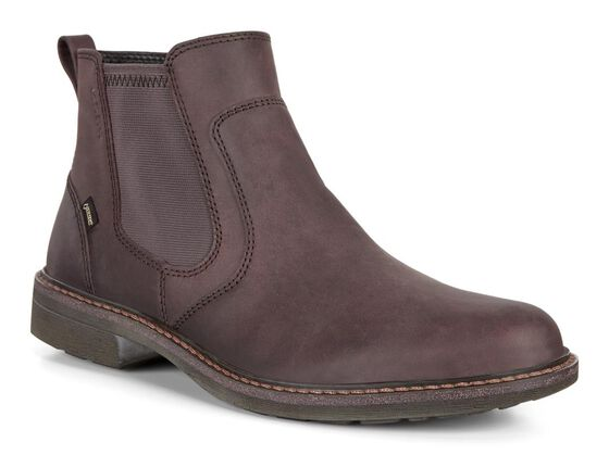Botte Chelsea ECCO Turn GTX (MOCHA)
