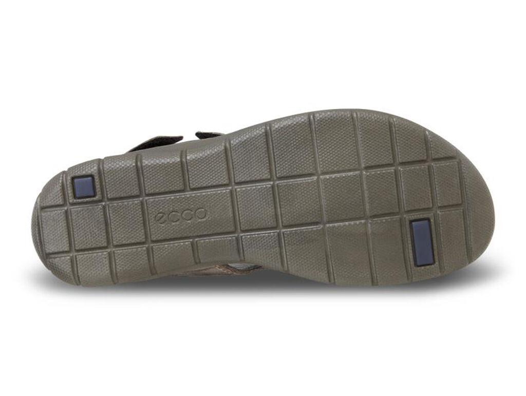 6326feb68ff2 ... ECCO Babett 3 Strap SandalECCO Babett 3 Strap Sandal WARM GREY METALLIC  (54893)