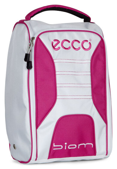 Sac pour chaussures de golf ECCO (WHITE/CANDY)