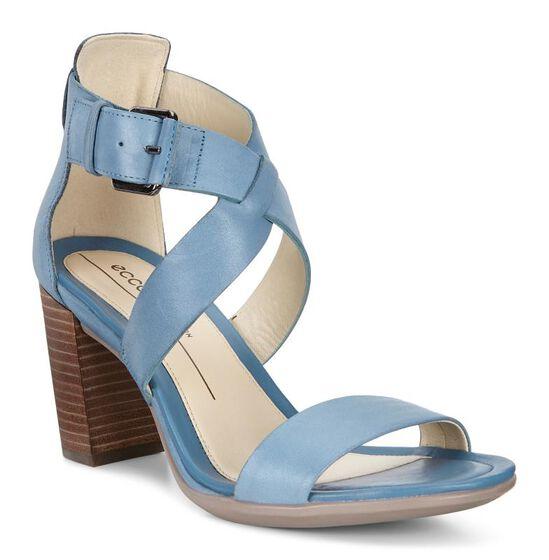 ECCO Shape 65 Block Sandal (RETRO BLUE)