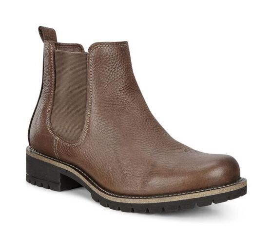 ECCO Elaine Chelsea Boot (COCOA BROWN)
