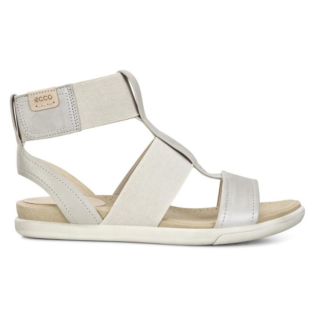 ab9815dd96c ... ECCO Damara Ankle Strap SandalECCO Damara Ankle Strap Sandal GRAVEL  POWDER (50458) ...