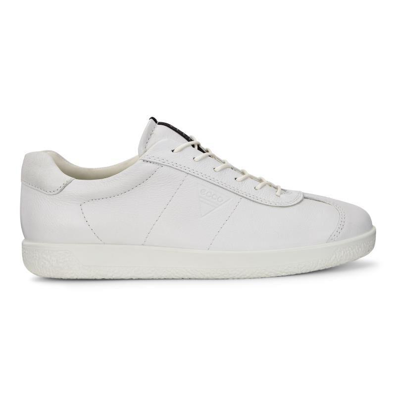 Ecco Soft 1 Mens 400514/01001 Hommes Chaussures à Lacets, Noir 42 EU