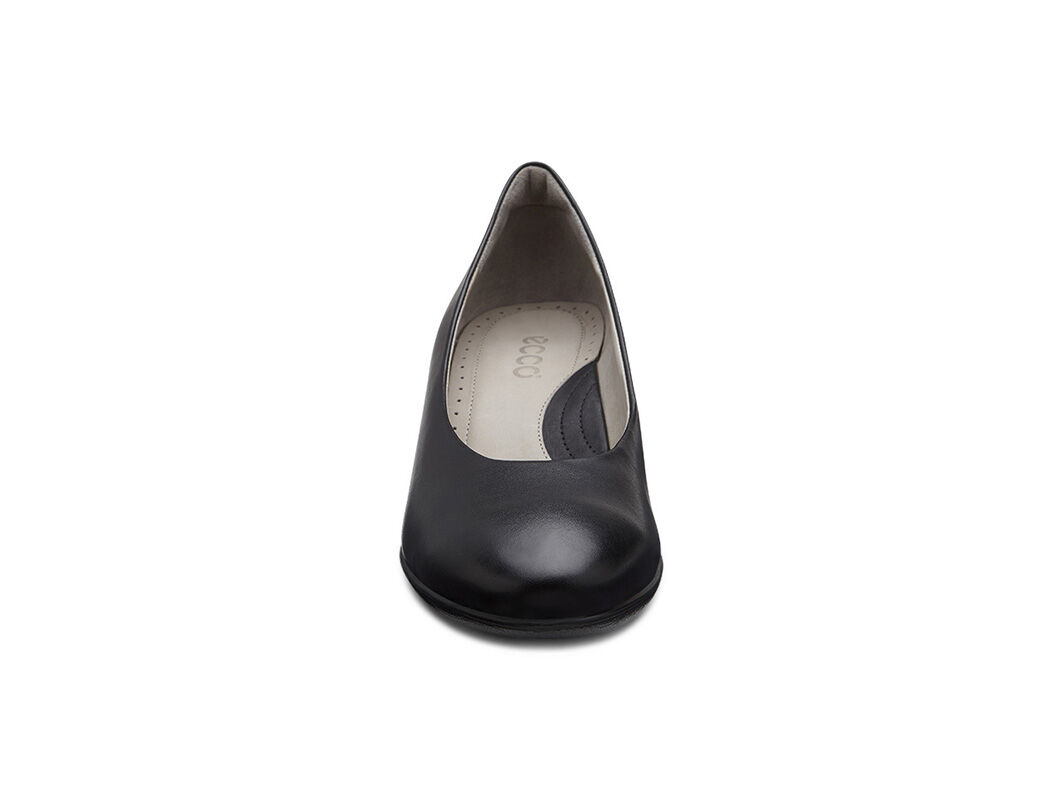 ... ECCO Sculptured 45 Plain PumpECCO Sculptured 45 Plain Pump BLACK (01001)  ...