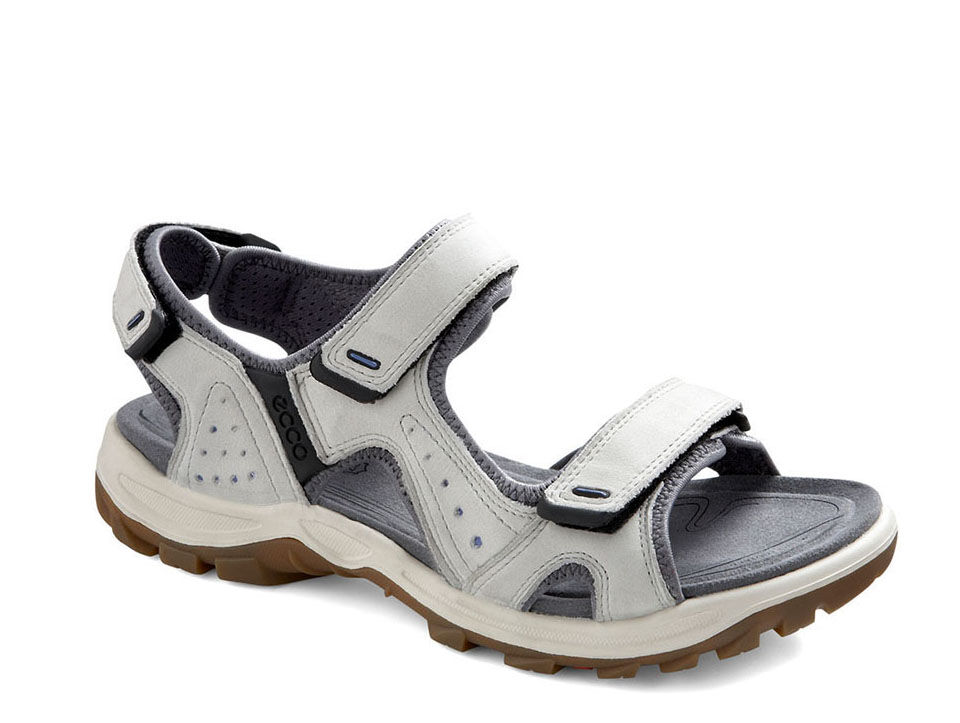 ECCO Womens Cheja Offroad Lite Sandal (DUSK/POPPY)