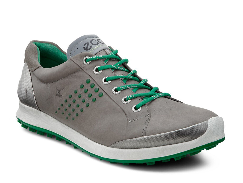 ECCO Mens BIOM Hybrid 2ECCO Mens BIOM Hybrid 2 WARM GREY PURE GREEN (59031  ... 1f52fc6266