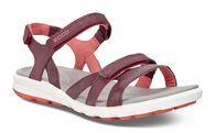 ECCO Cruise Sandal (BORDEAUX/BORDEAUX)