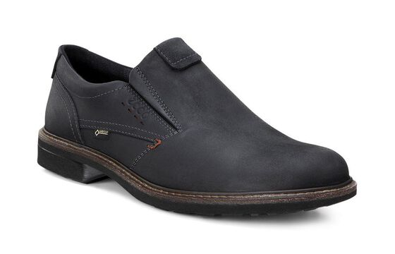 ECCO Turn GTX Slip On (BLACK/BLACK)