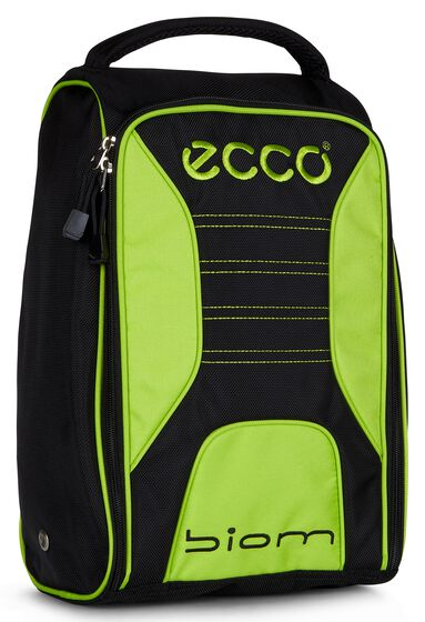ECCO Golf Shoe Bag (BLACK/LIMEPUNCH)