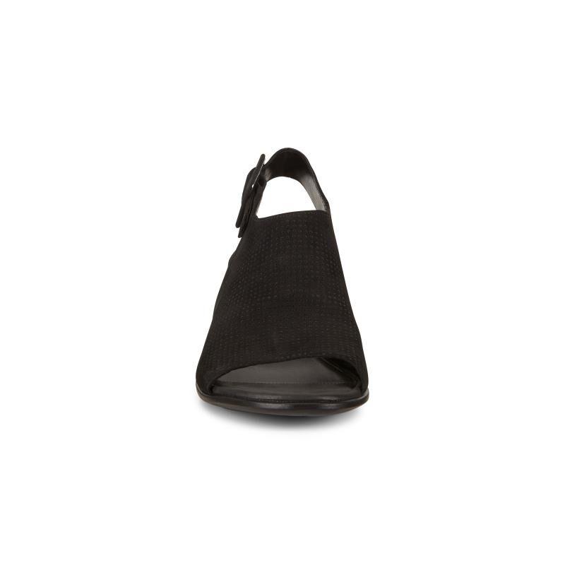 Forme 35 Sandales De Bloc Noir Ecco cuMZvoUw