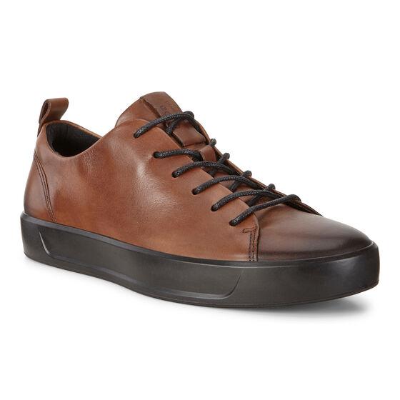 Chaussure basse ECCO Soft 8 Street pour hommes (LION)
