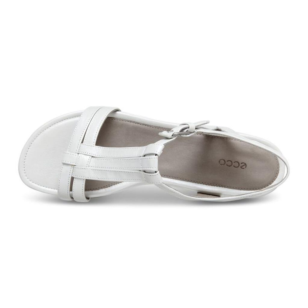 f5eecaecf087 ... ECCO Touch 25 T-Strap SandalECCO Touch 25 T-Strap Sandal WHITE (02007  ...