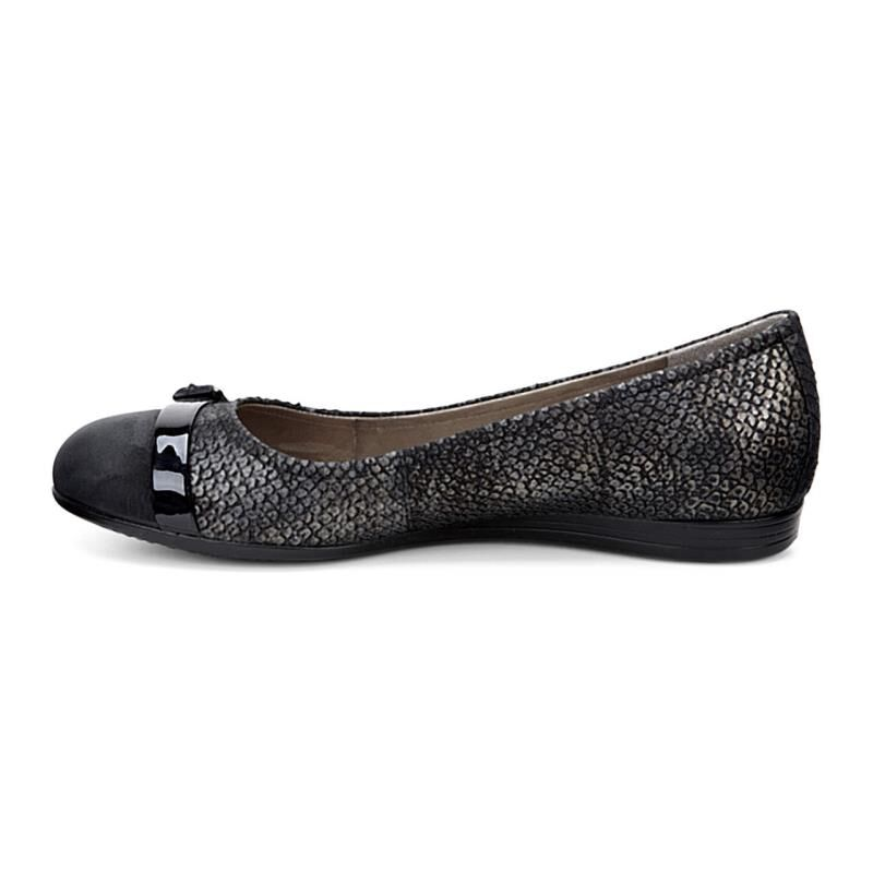 Ecco Touch Scale Ballerina Womens Shoes Canada