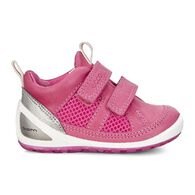 ECCO BIOM Lite InfantsECCO BIOM Lite Infants in SILVER METTALLIC/BEETROOT/BEETROOT (50292)