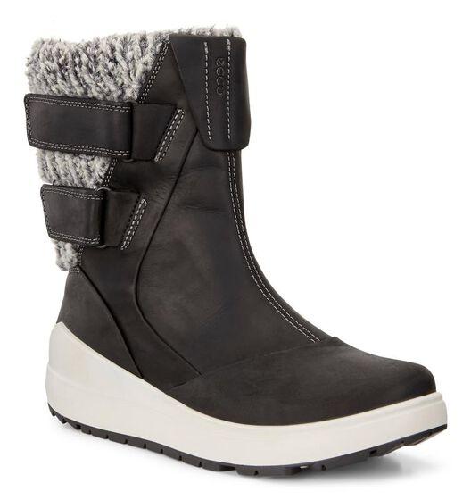 ECCO Womens Noyce Lite Boot (BLACK)