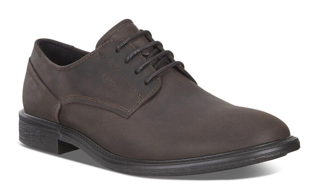 a1c8d90e96 ECCO Knoxville GTX Plain Toe Tie | Men | Formal Shoes | ECCO Canada