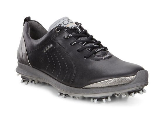 ECCO Womens BIOM G2 Free (BLACK/BUFFED SILVER)