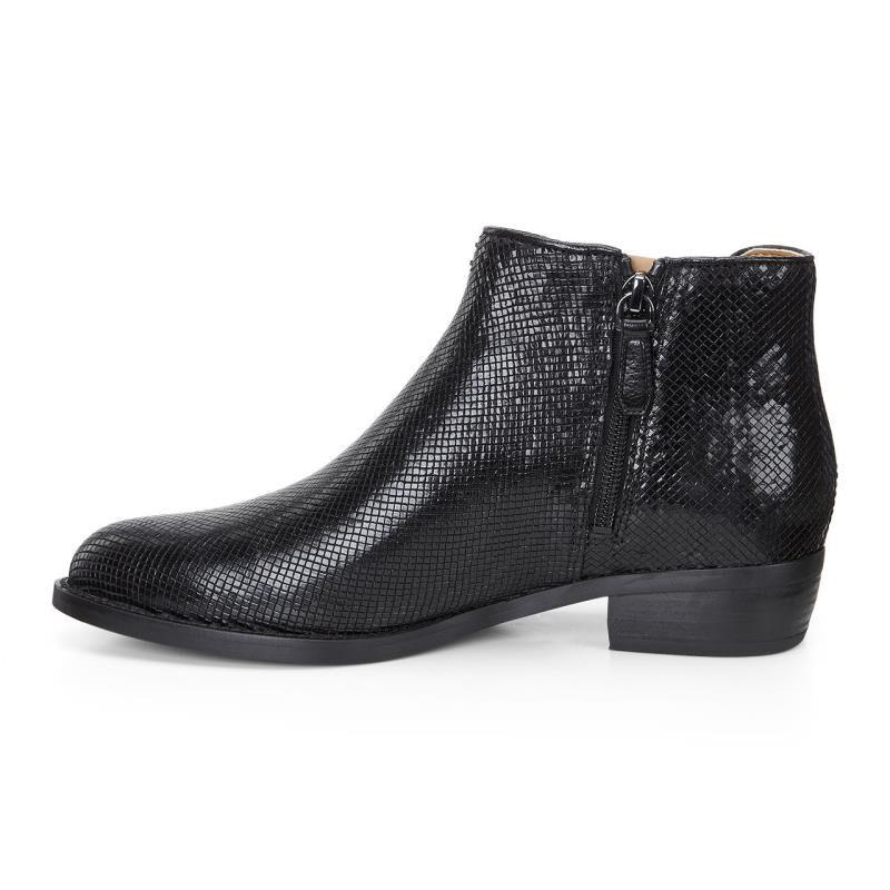 ... ECCO Angelholm BootECCO Angelholm Boot BLACK/BLACK (51052) ...