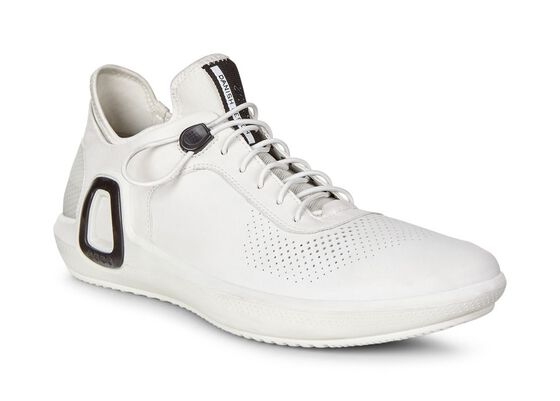 ECCO Mens Intrinsic 3 Leather (WHITE)