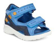 ECCO Peekaboo Sandal (COBALT/MARINE)