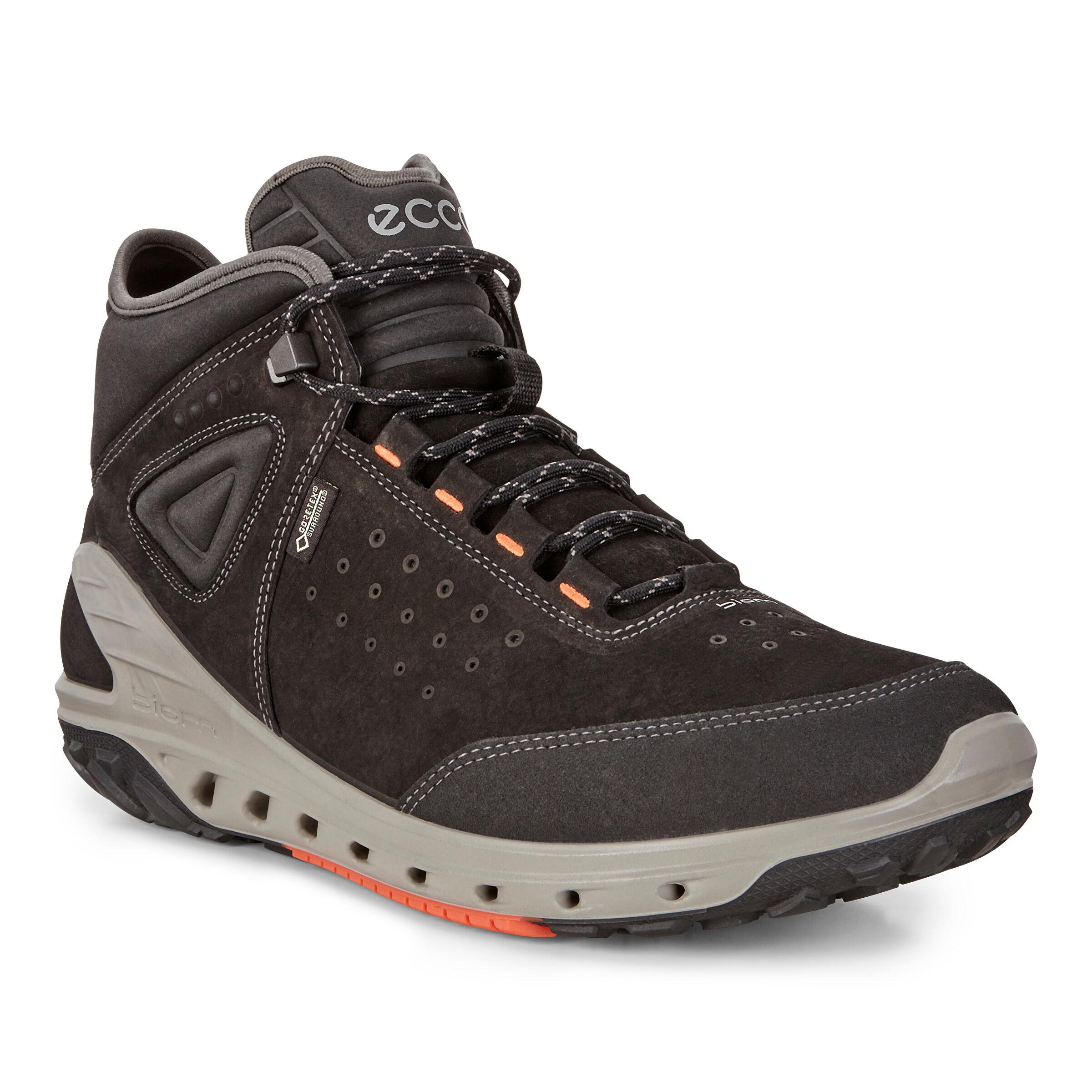 Ecco Biom Venture Mid GTX Men Herren Gore Tex Schuhe Natural Motion 820734 51707