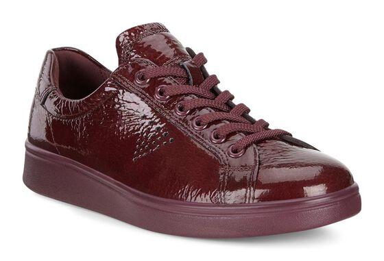 ECCO Soft 4 Sneaker (BORDEAUX)