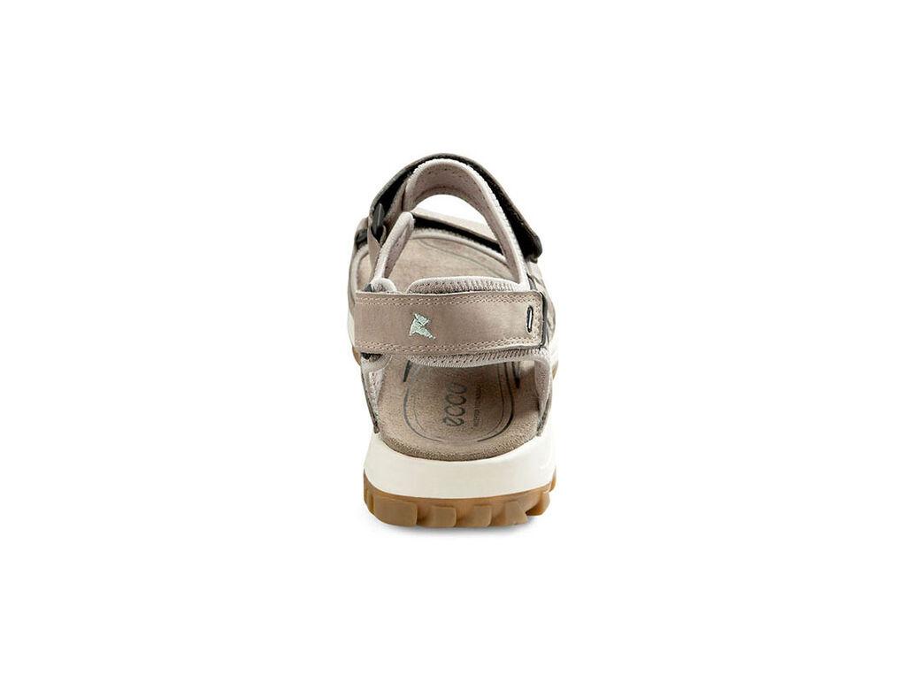 89871433e7 ... ECCO Womens Cheja Offroad Lite SandalECCO Womens Cheja Offroad Lite  Sandal MOON ROCK/EMERALD ...