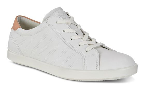 Chaussure lacée ECCO Aimee Sport (WHITE/MUTED CLAY)