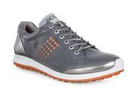 ECCO Mens BIOM Hybrid 2ECCO Mens BIOM Hybrid 2 DARK SHADOW/ORANGE (50027)