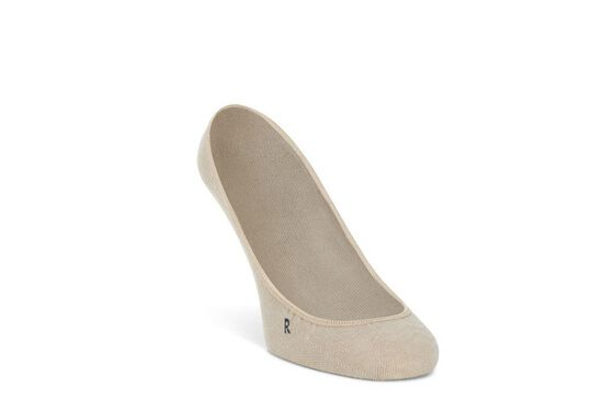 ECCO Bamboo Ladies' In-Shoe (NUDE)