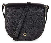 ECCO Kauai Small Saddle BagECCO Kauai Small Saddle Bag in BLACK (90000)