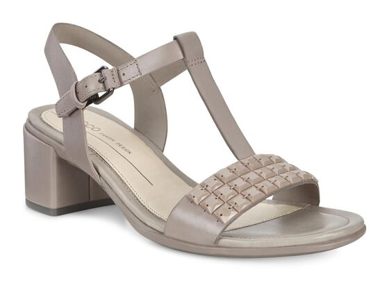 ECCO Shape 35 Studded Sandal (MOON ROCK)