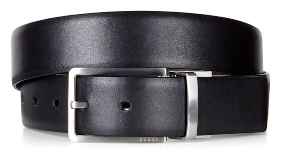 ECCO Fajardo Reversible Belt (COCOA BROWN/BLACK)