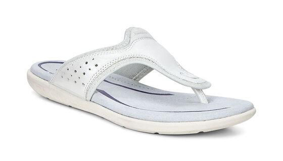 Sandale Thong ECCO Bluma (WHITE)