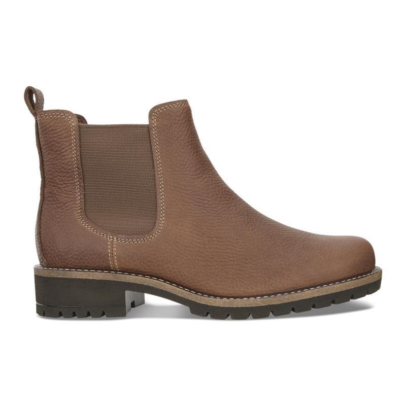 ECCO Elaine Chelsea Boot 244603 01482 COCOA BROWN