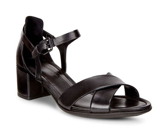 Sandale compacte ECCO Shape 35 (BLACK)
