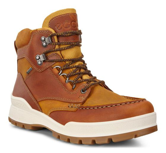 ECCO Mens Track 25 High (AMBER/OAK)